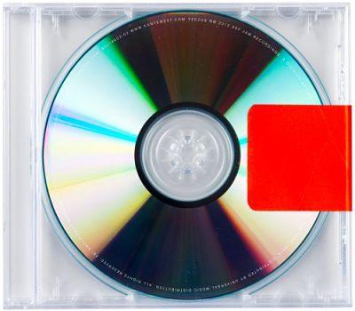 Kanye West - Yeezus Album Art