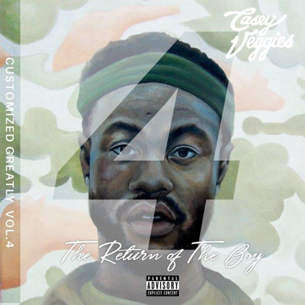 Customized Greatly 4