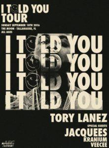 Tory Lanez - Tallahassee Admat (1)