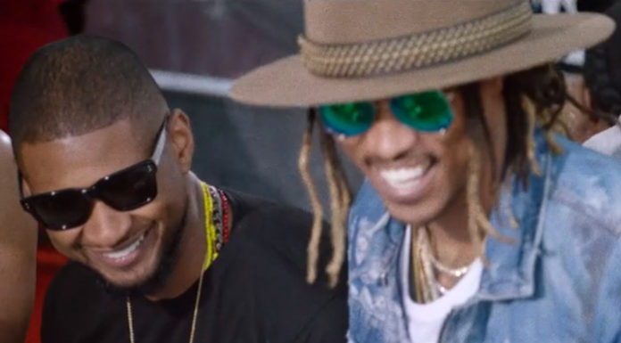 Usher Featuring Future Rivals Music Video