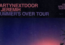 summer's over tour