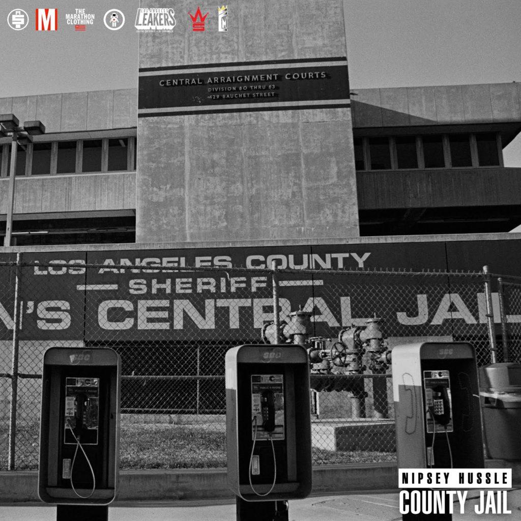 Nipsey Hussle County Jail