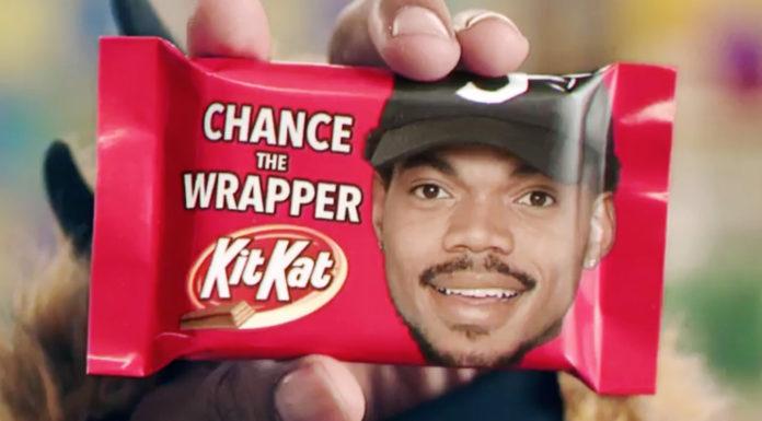 Chance The Rapper Kit Kat