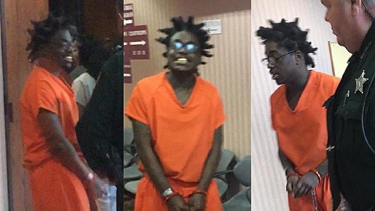 Rapper Kodak Black extradited after finishing drug sentence
