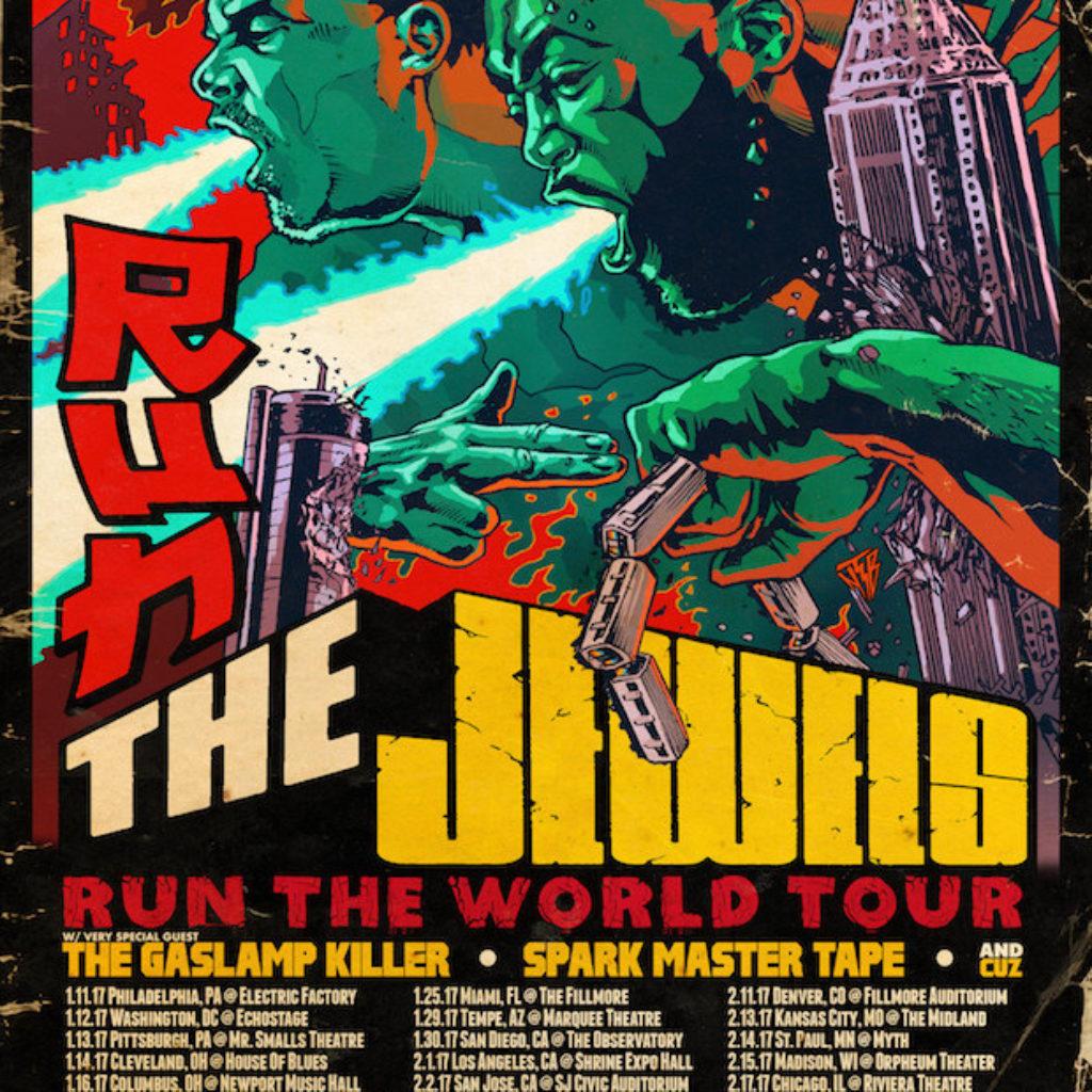 Run The World Tour