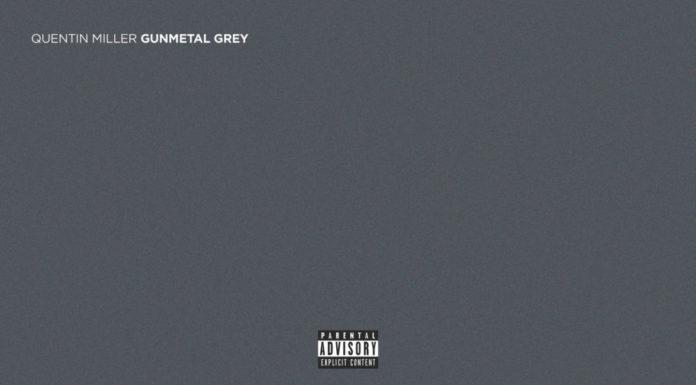 gunmetal grey quentin miller