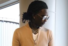 young thug apologize