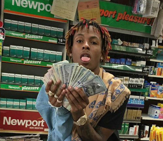 rich the kid keep flexin