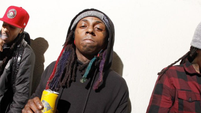 Lil wayne previews Carter V