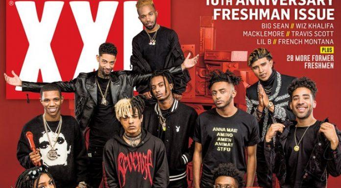 2017 XXL Freshman Cover