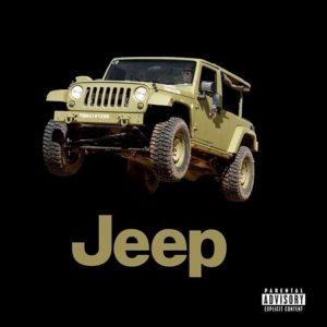 Young Thug Jeep