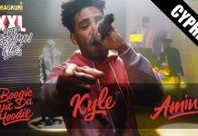 kyle a boogie amine xxl cypher