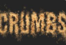 dram crumbs