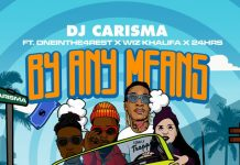 dj carisma by any means