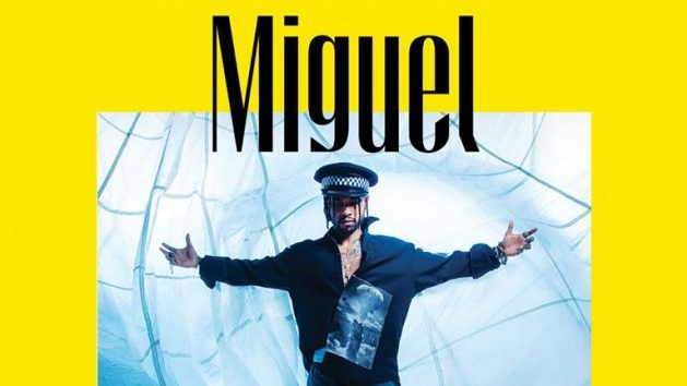 Miguel Announces 'War & Leisure' Tour & Debuts New Song 'Come Through and Chill'!