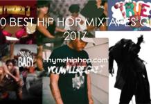 best hip hop mixtapes of 2017