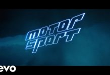 motorsport music video