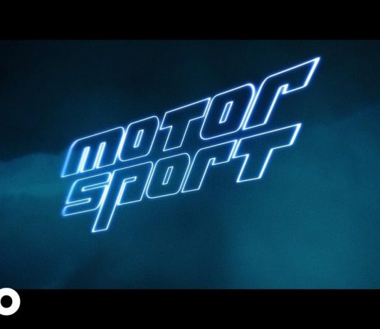 motorsport music video