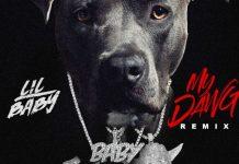 lil baby my dawg remix