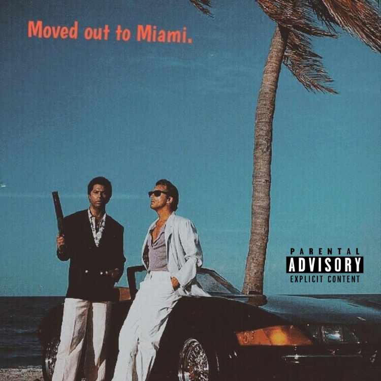 moved out to miami
