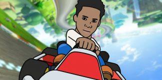 The Race Mario Kart