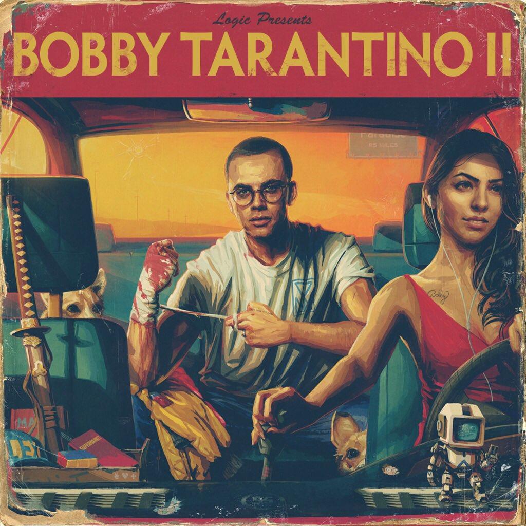 logic bobby tarantino II