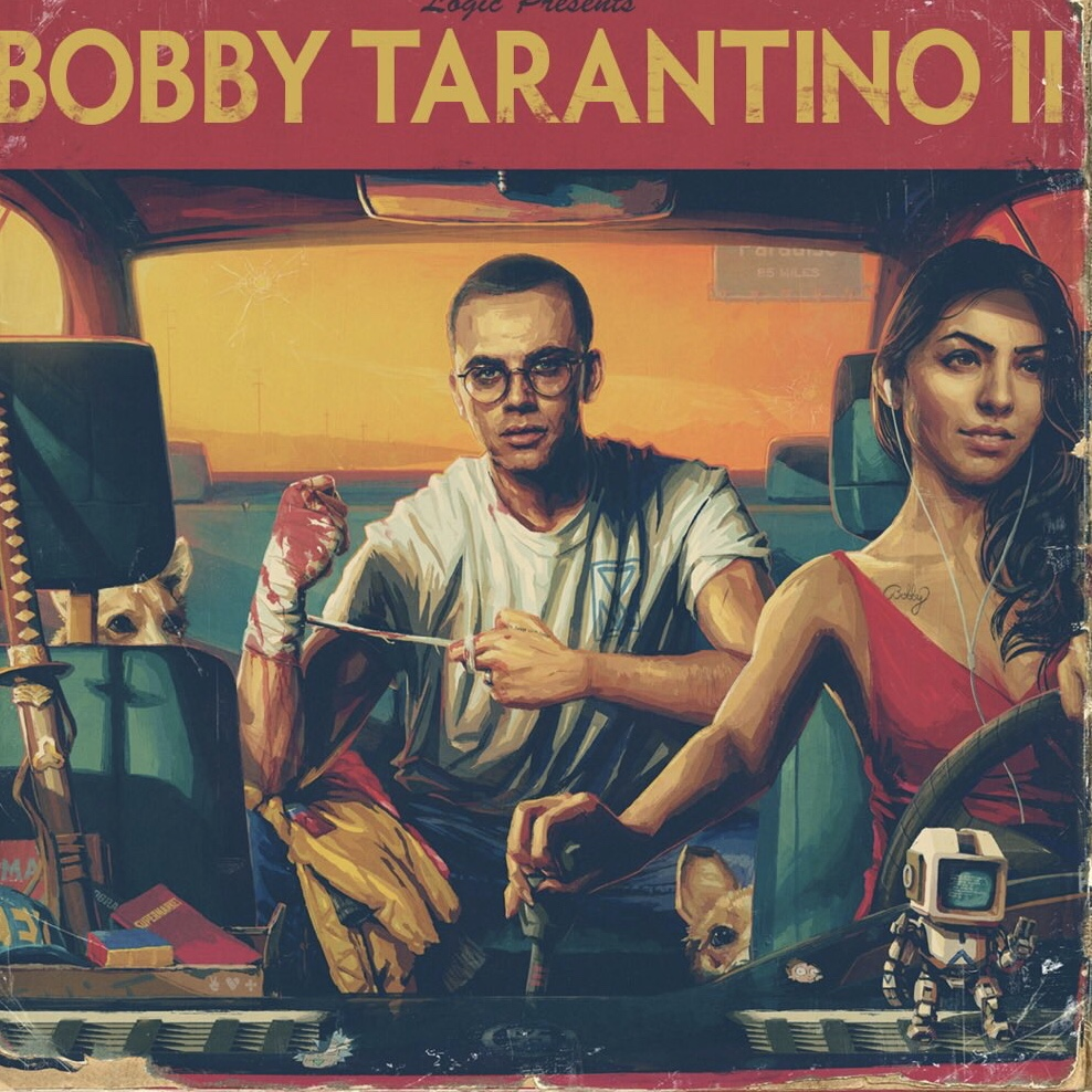 Bobby Tarantino 2 easter eggs