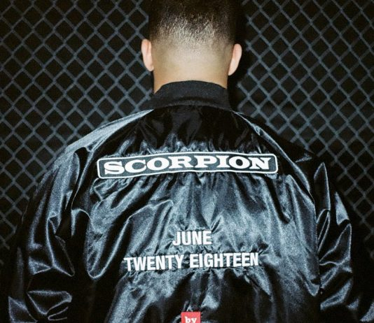 drake announces scorpion