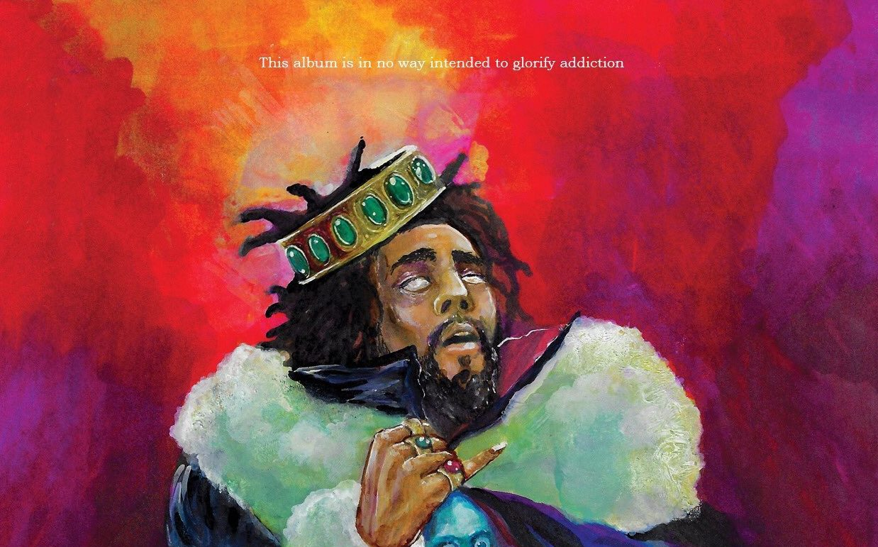 J. Cole Reveals Cover & Tracklist For