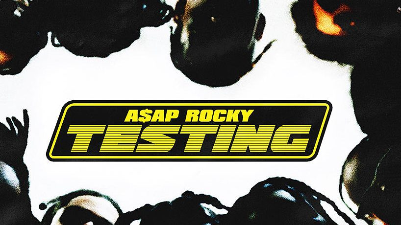 "A$AP Rocky new album ""Testing"" 