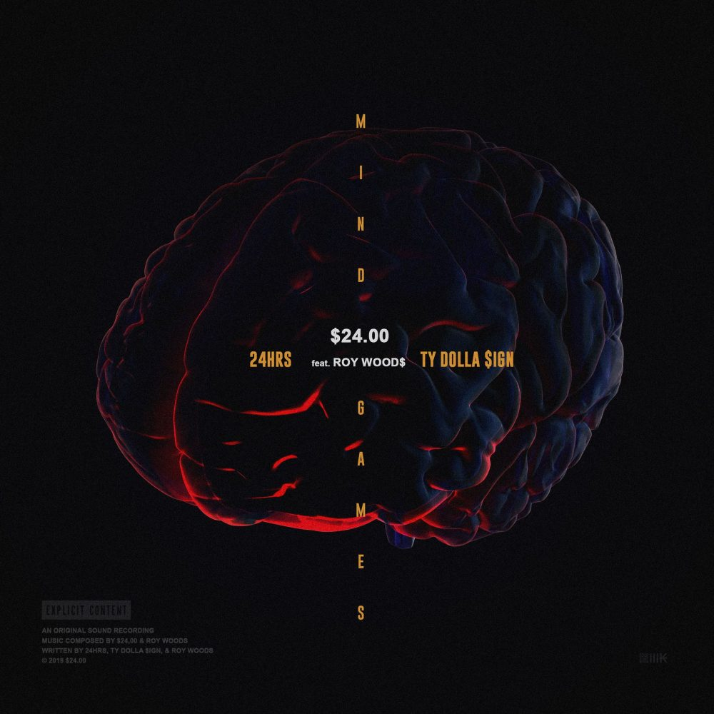 24hrs ty dolla sign mind games