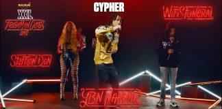 ybn nahmir xxl freshman cypher