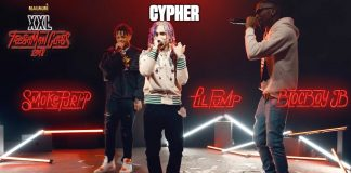 lil pump xxl freshman cypher