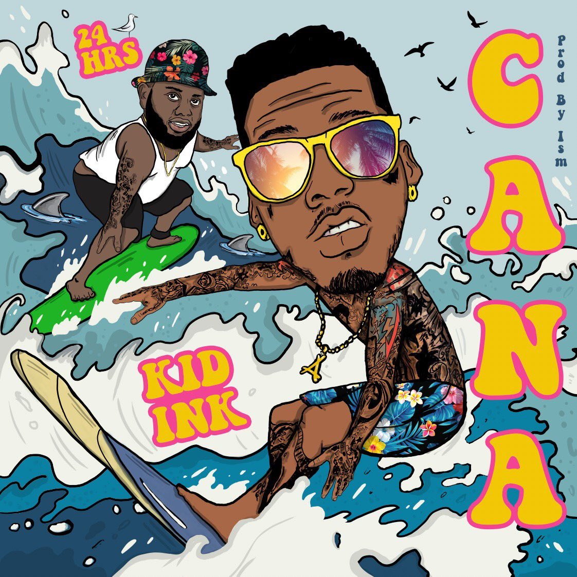 kid ink cana