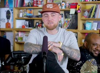 mac miller tiny desk concert