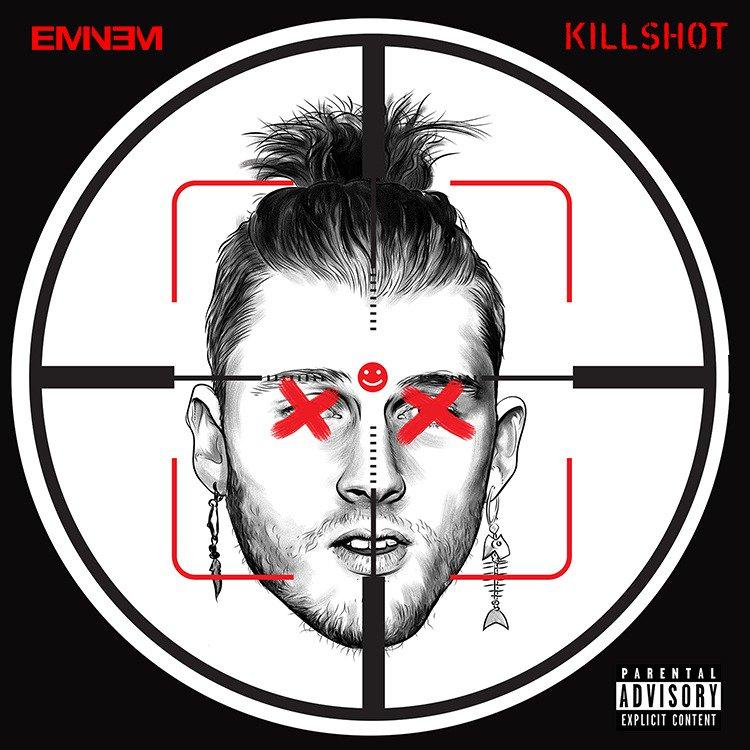 eminem killshot mgk diss