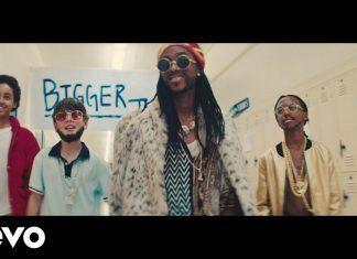 bigger than you music video
