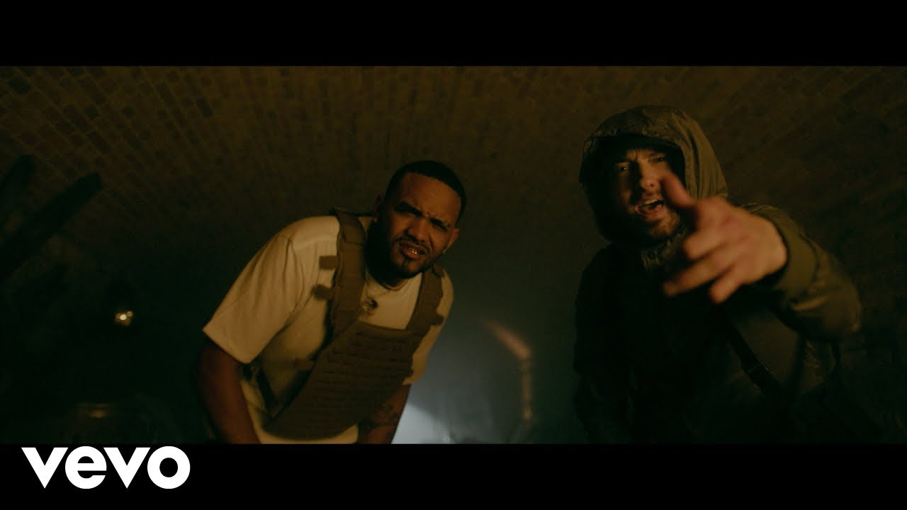 "Eminem – ""Lucky You"" feat. Joyner Lucas [MUSIC VIDEO]"