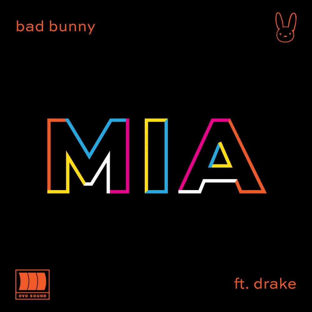 bad bunny drake mia