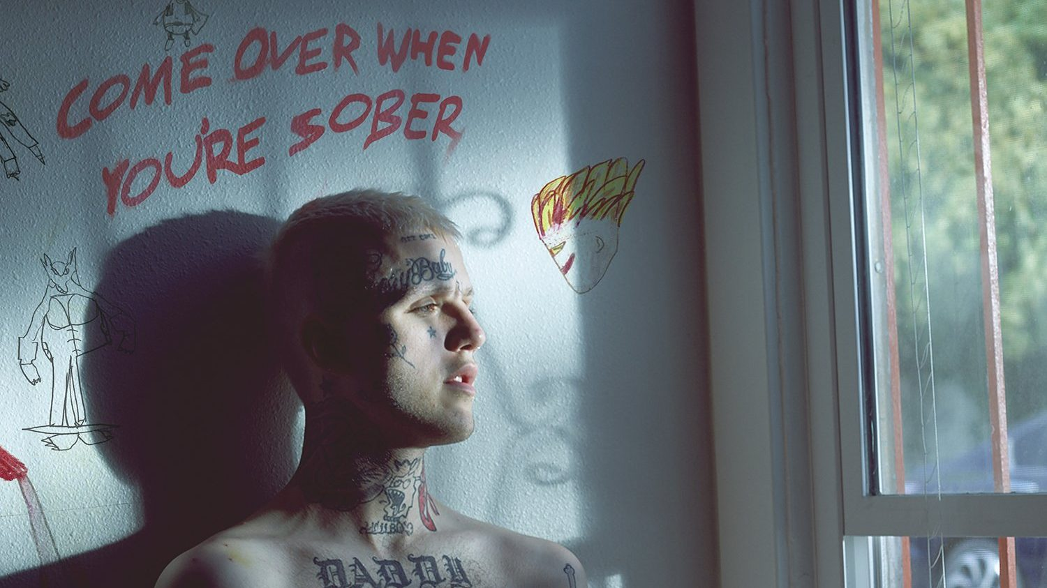 come over when you're sober