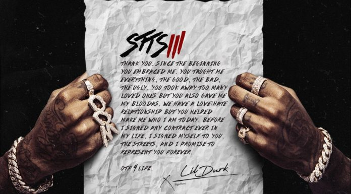 signed to the streets 3