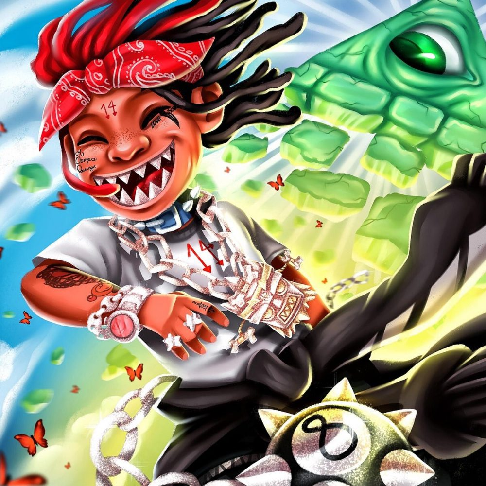 trippie redd a love letter to you 3