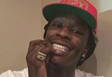young thug released from jail