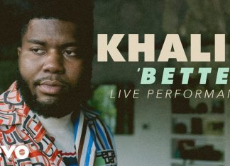 khalid better live performance