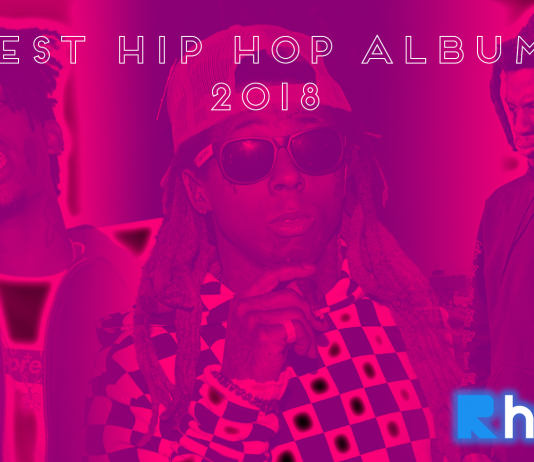 best hip hop albums 2018