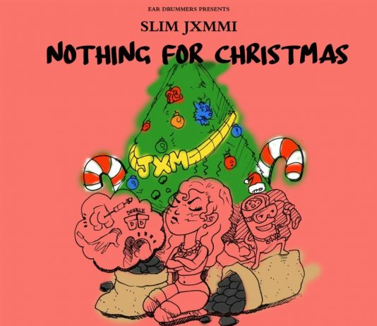 slim jxmmi nothing for christmas
