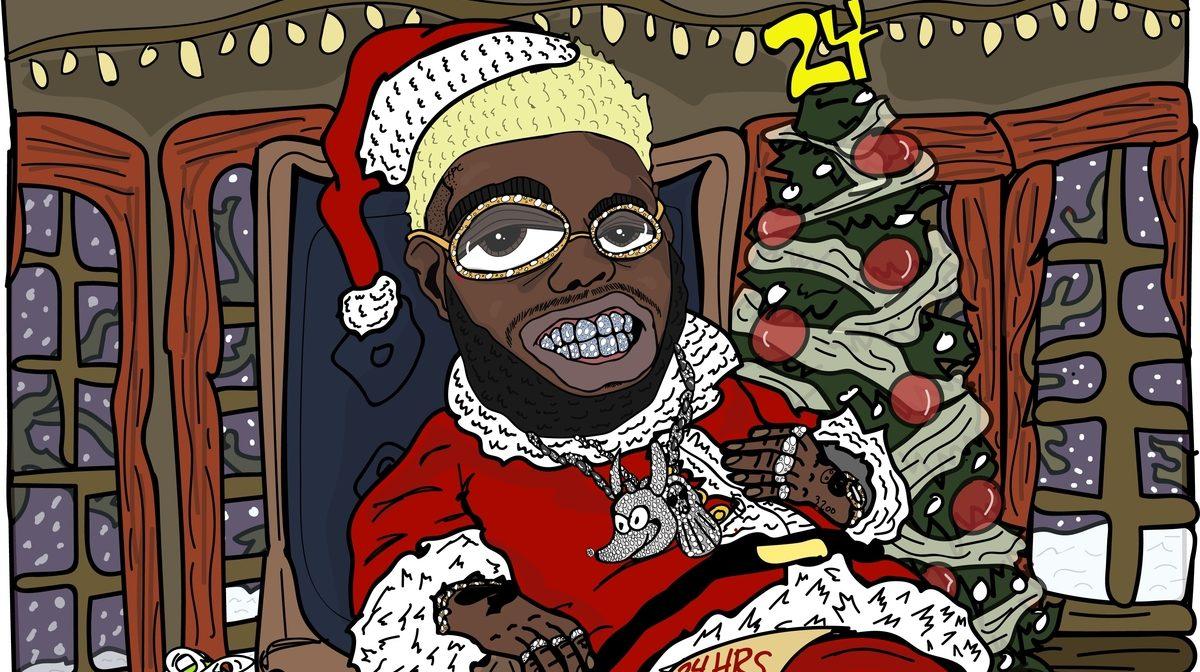 24hrs b4 christmas