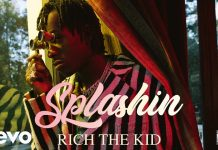 rich the kid splashin stream