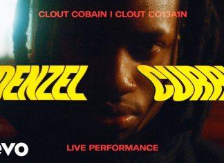 clout cobain live performance