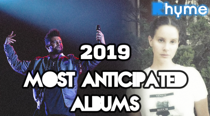 5 most anticipated albums 2019